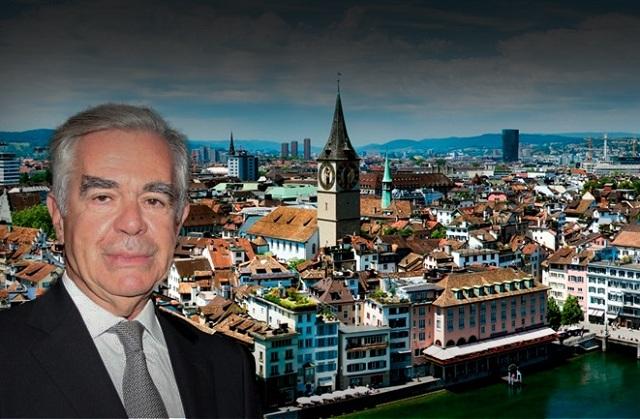 Νεκρός βρέθηκε στην Ελβετία ο πρώην πρόεδρος της ΑΓΕΤ
