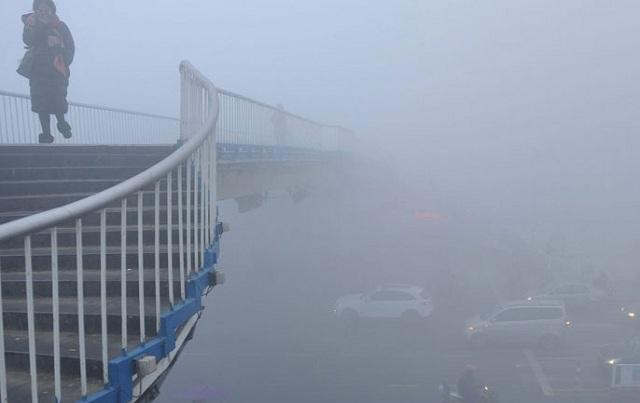 «Μπλε συναγερμός» στην Κίνα λόγω ψύχους