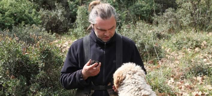Στις 26 Μαρτίου ξεκινά το κυνήγι τρούφας στα Μετέωρα