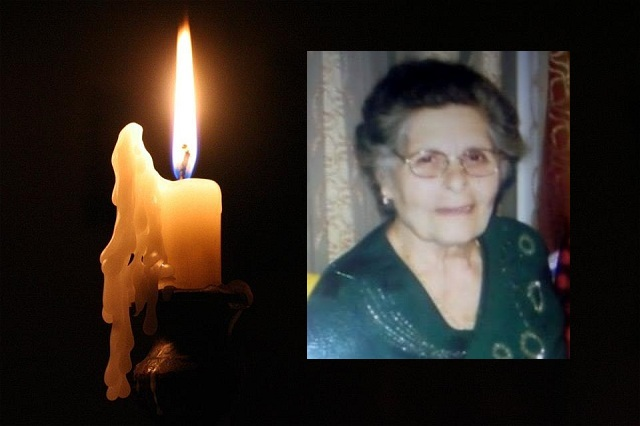 Κηδεία ΕΥΑΓΓΕΛΙΑΣ ΚΑΛΟΥΤΣΑ
