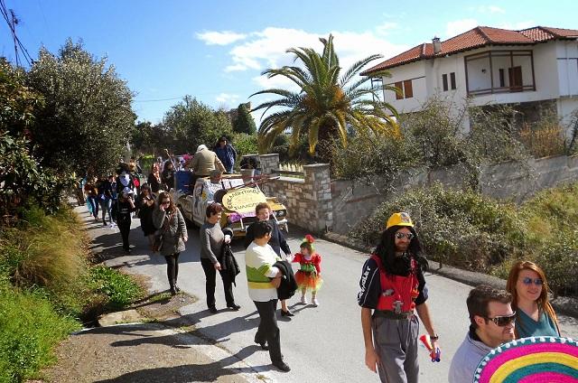 Ακύρωσαν το Καρναβάλι στα Ανω Λεχώνια λόγω πένθους