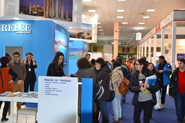 Προβολή της Θεσσαλίας σε διεθνή έκθεση στο Βουκουρέστι