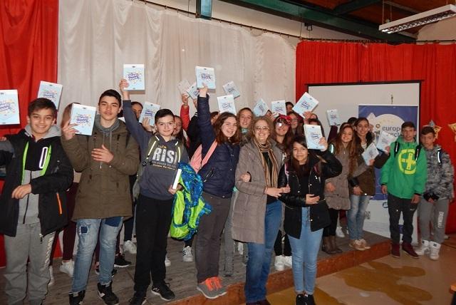 Ημερίδα αφιερωμένη στα Ευρωπαϊκά Προγράμματα στο 9ο Γυμνάσιο Βόλου