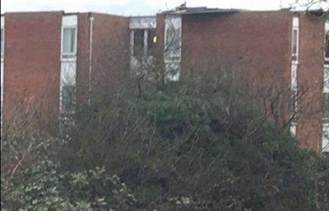 Βρετανία: Κτίριο κινδυνεύει με κατάρρευση λόγω Doris. Εκκενώθηκαν 64 κτίρια