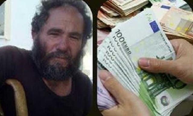Κτηνοτρόφος παρέδωσε 12.000 ευρώ που είχαν ξεχάσει τουρίστες