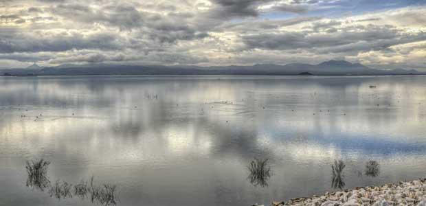 Εκθεση φωτογραφίας για τη λίμνη Κάρλα
