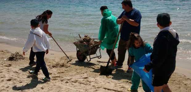 Εθελοντισμός στα νησιά