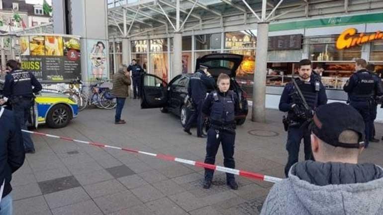 Γερμανία: Υπέκυψε 73χρονος τραυματίας από την επίθεση στη Χαϊδελβέργη