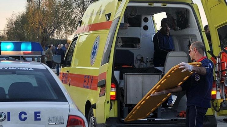 Νεκρός 25χρονος σε τροχαίο έξω από τη Λάρισα