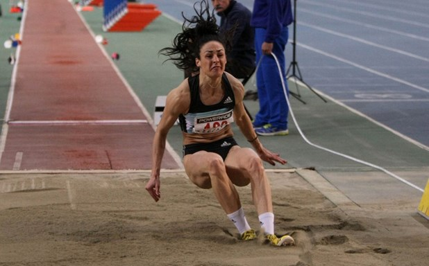 Αργυρή η Λιλή Αλεξούλη στο Βαλκανικό πρωτάθλημα