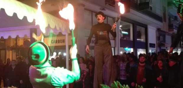 Πλήθος κόσμου στις αποκριάτικες εκδηλώσεις του Δήμου Βόλου (photos)
