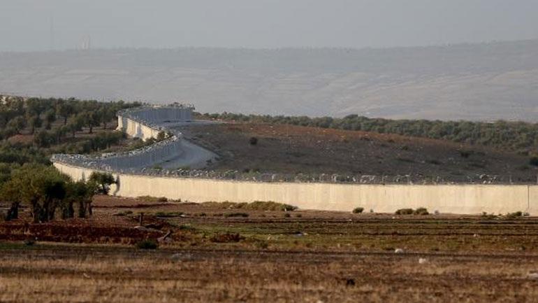 Tείχος μήκους 290 χιλιομέτρων ανήγειρε η Τουρκία στα σύνορα με τη Συρία