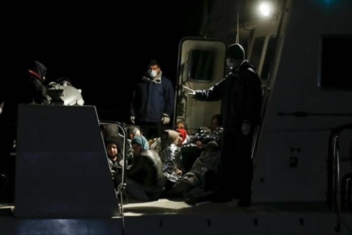 Ιστιοφόρο με 41 παράτυπους μετανάστες εντοπίστηκε κοντά στα Κύθηρα