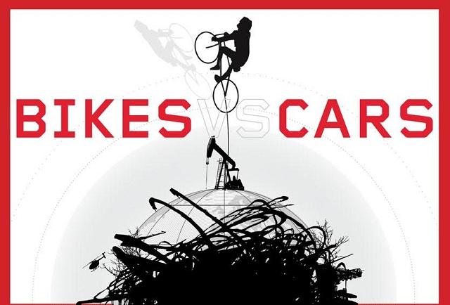 «Ποδήλατα εναντίον Αυτοκινήτων» στο CineDoc στον Βόλο