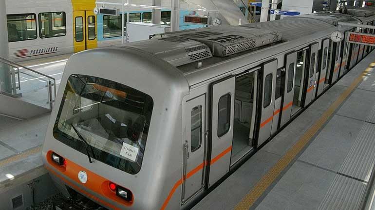 Τρεις νέοι σταθμοί του μετρό από τις αρχές του 2019