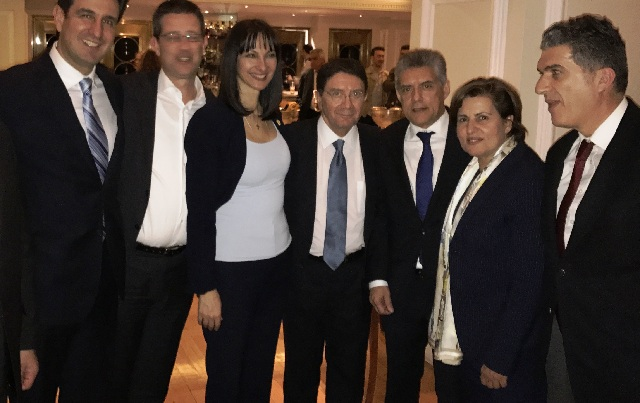 Συνάντηση Αγοραστού με τον Γ.Γ. του Παγκόσμιου Οργανισμού Τουρισμού