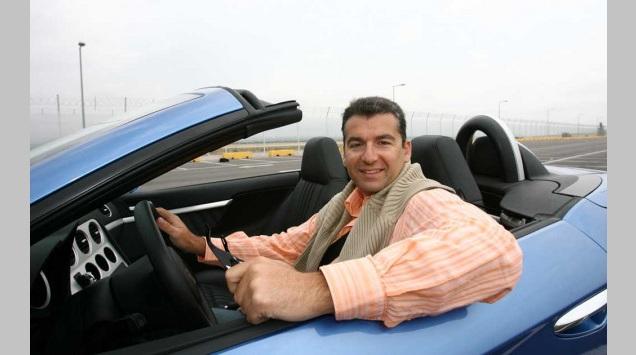 Τι λέει ο Γιώργος Λιάγκας για την κλοπή του αυτοκινήτου του