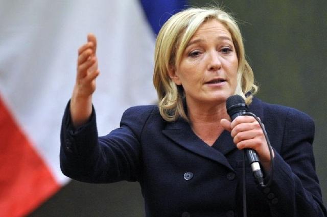 Δημοσκόπηση: Η Μαρίν Λεπέν χάνει έδαφος έναντι του Εμανουέλ Μακρόν