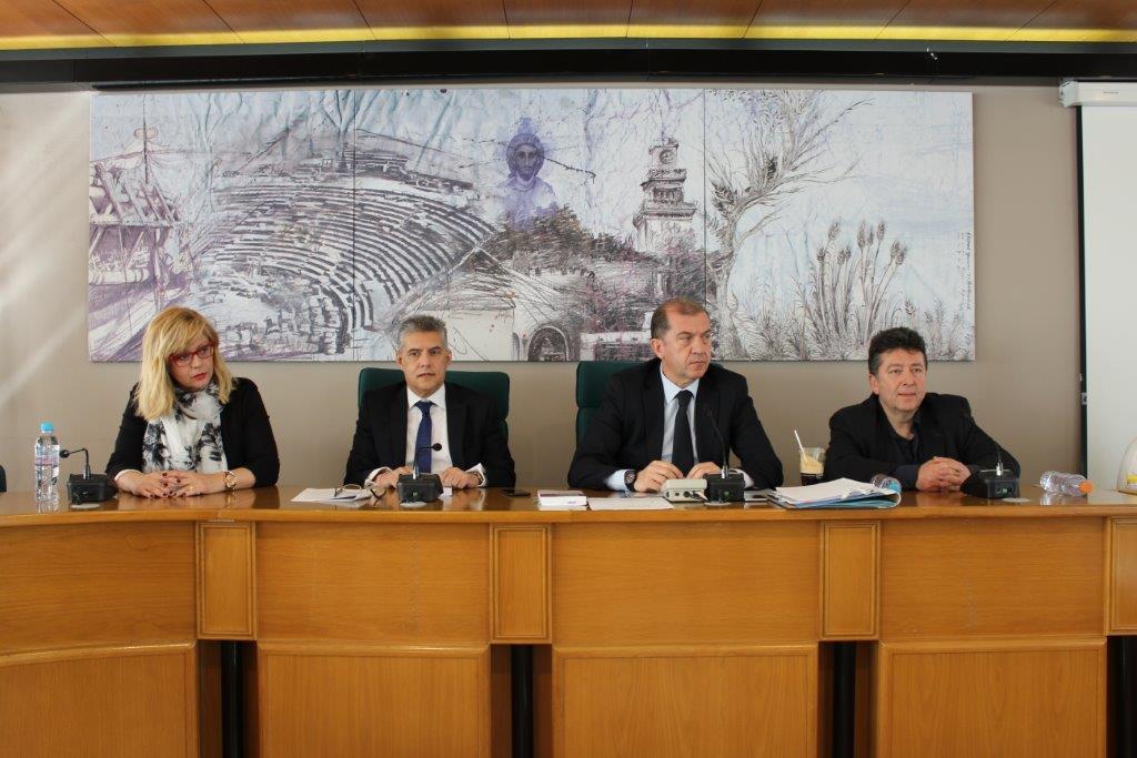 Εκλογή νέου προεδρείου στο Περιφερειακό Συμβούλιο Θεσσαλίας