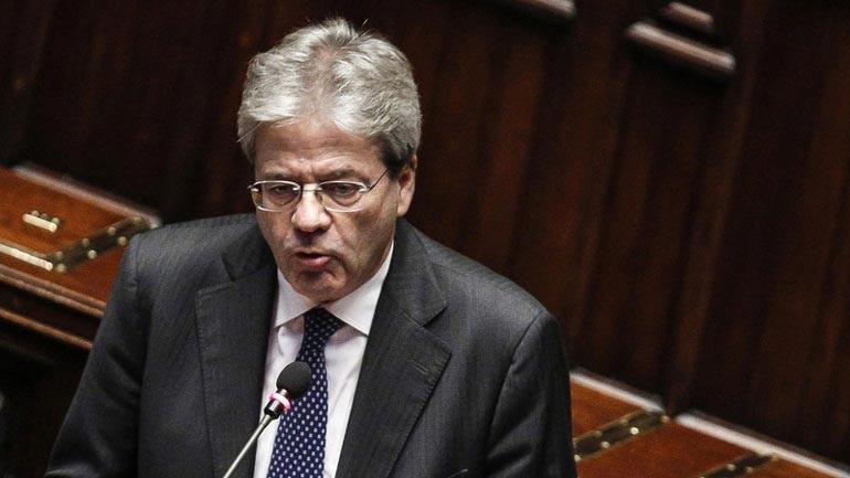 Πάολο Τζεντιλόνι: «Πρέπει να διαφυλάξουμε την Ευρώπη»