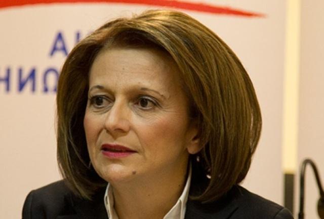 Η Μ. Χρυσοβελώνη για την εκλογή της ως Γραμματέας του Περιφερειακού Συμβουλίου