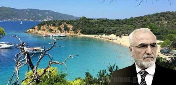 Αγοράζει νησάκι ο Ιβάν Σαββίδης -«Βολιδοσκοπεί» το νησάκι Τσουγκριάς