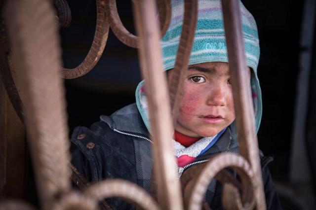Κολαστήριο η Συρία για εκατομμύρια παιδιά