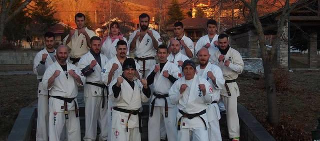 Επιτυχημένο το 3ο Winter instructors Seminar