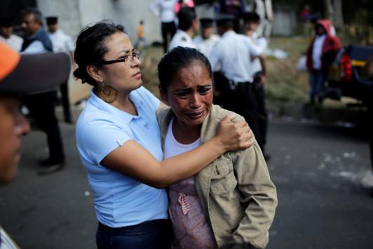 Γουατεμάλα : 22 κοριτσάκια κάηκαν ζωντανά