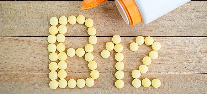 Βιταμίνη Β12: Γιατί είναι πολύτιμη