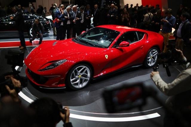 Αυτό είναι το νέο Supercar – αστραπή της Ferrari
