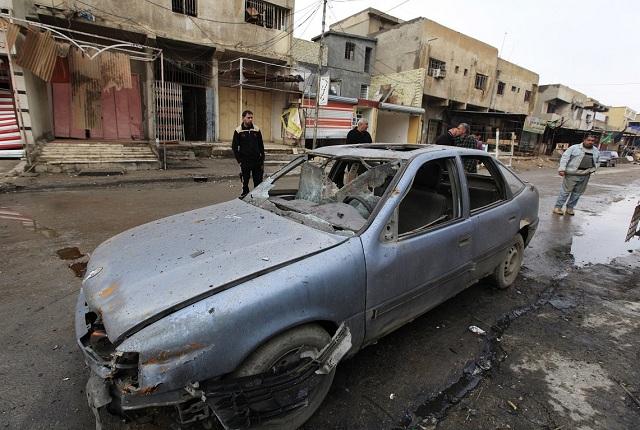 Ματωμένος γάμος: Πάρτι θανάτου με 26 νεκρούς στο Ιράκ