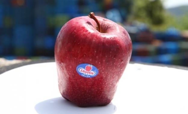 Μήλα από τη Ζαγορά στην Απω Ανατολή