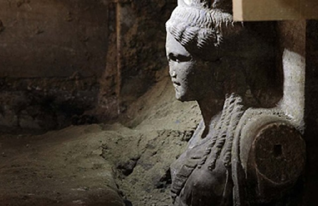 Αμφίπολη: Εξουδετέρωση βόμβας πολύ κοντά στο ταφικό μνημείο του λόφου Καστά