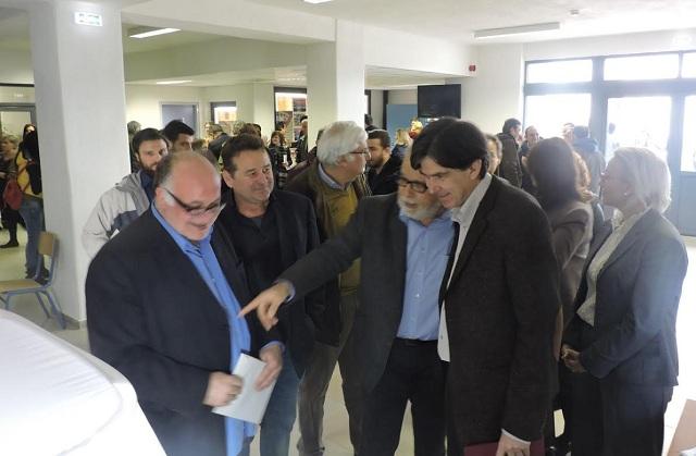 Δ. Μπαξεβανάκης: Διεύρυνση ποσοστού εισαγωγής σε ΑΕΙ