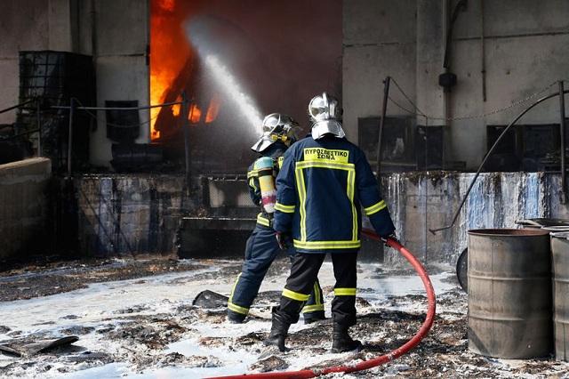 Αποζημίωση 600.000 ευρώ για το θάνατο πυροσβέστη