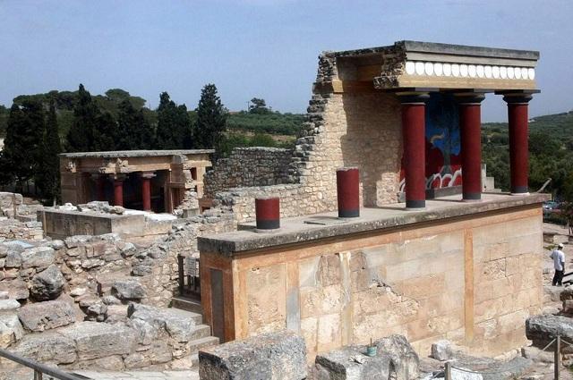 Στο μικροσκόπιο της UNESCO τα Μινωικά Ανάκτορα