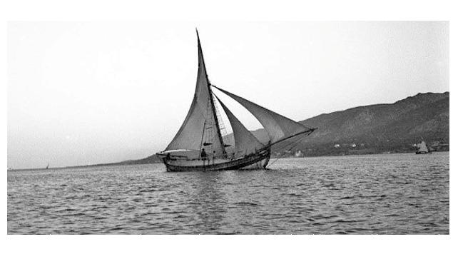 Γρηγόρης Καρταπάνης: Ναυάγια του Μεσοπολέμου