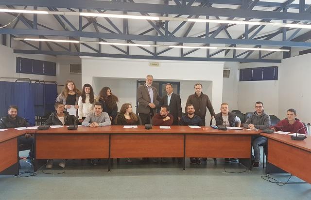 28 θέσεις εργασίας στο Δήμο Αλμυρού για μαθητές ΕΠΑΛ