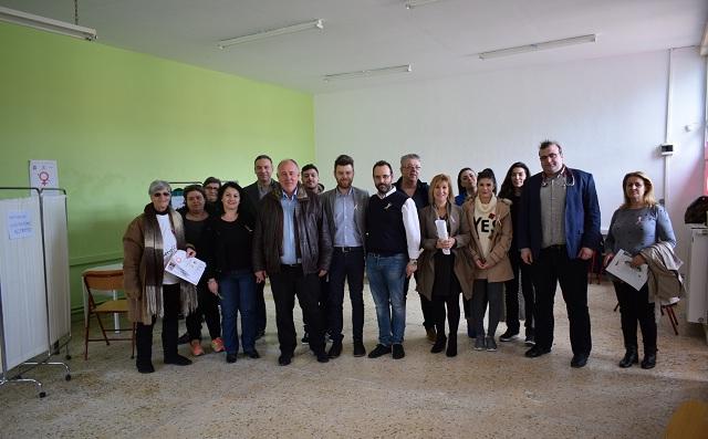 Δράσεις ευαισθητοποίησης και ενημέρωσης στο Δήμο Ρ. Φεραίου