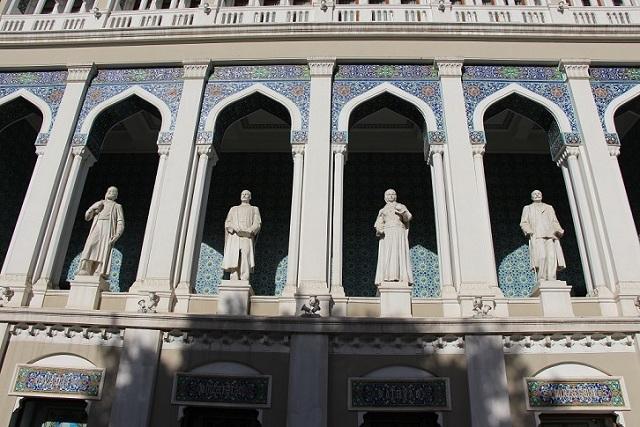 Φωτογραφική περιήγηση στο Αζερμπαϊτζάν