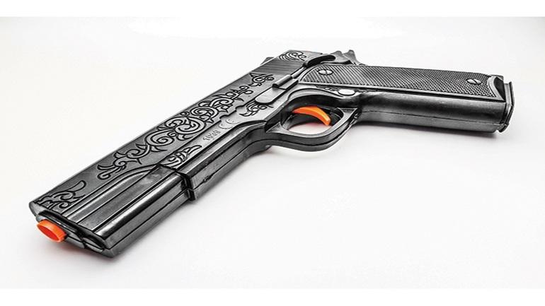 Ληστής με πλαστικό πιστόλι στην Πάφο