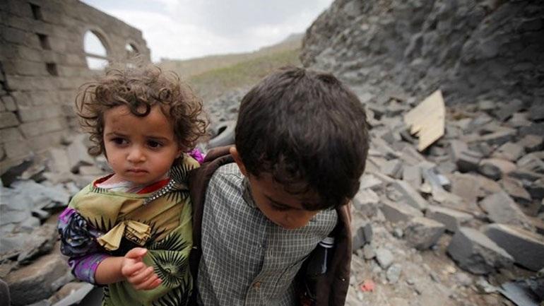 Αριθμοί που σοκάρουν: Πάνω από 1.500 παιδιά έχουν σκοτωθεί στην Υεμένη