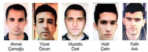 Θρίλερ με άλλους τρεις Τούρκους «πραξικοπηματίες»