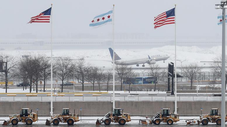 Σαρώνει τις ΗΠΑ η χιονοθύελλα «Στέλλα»