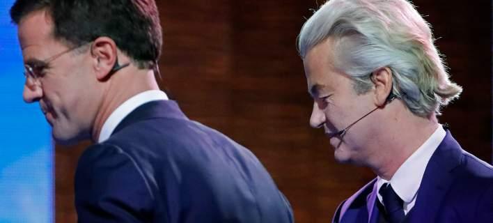 Αγωνία στην Ευρώπη. Αύριο εκλογές στην Ολλανδία με ακροδεξιά απειλή