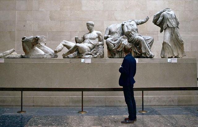 Η Ελλάδα προσφέρει αρχαιολογικούς θησαυρούς ως αντάλλαγμα για τα μάρμαρα του Παρθενώνα