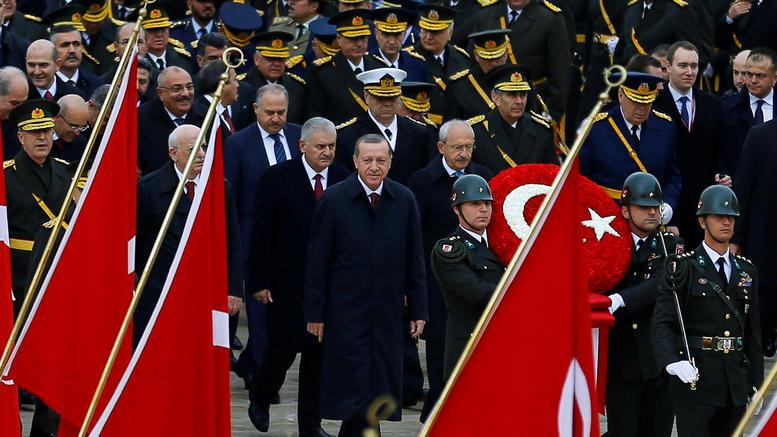 Διακοπή στην ενταξιακή πορεία της Τουρκίας ζητούν οι Γερμανοί