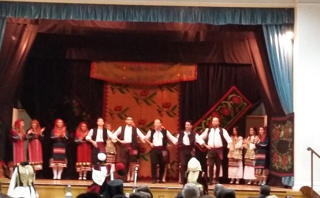 Με επιτυχία ο ετήσιος χορός του Πολιτιστικού -Αναπτυξιακού Συλλόγου «Νέα Αγχίαλος»