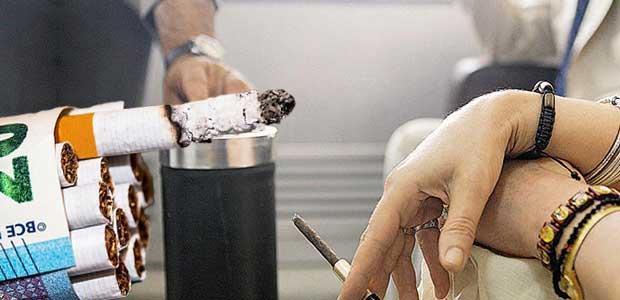 Πρόστιμα αλλά και πειθαρχικές ποινές σε δημοσίους υπαλλήλους που καπνίζουν